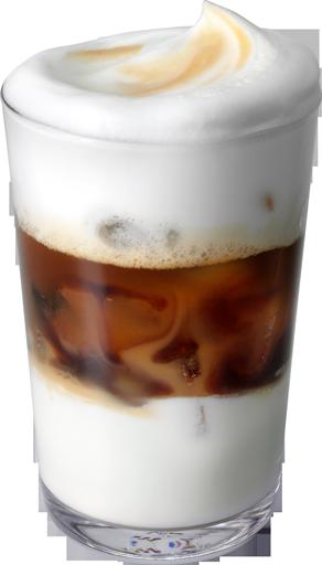 айс кофе ккал