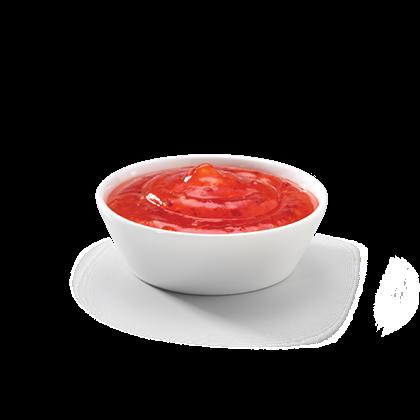 Шалости в KFC - специальный соус